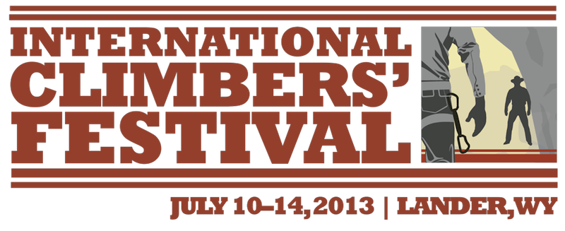 International Climbers Fest Logo