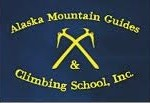 Alaska Mountain Guides Logo