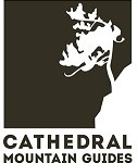 Cathedral Mountain Guides Logo