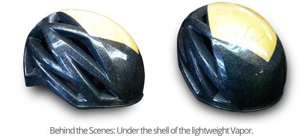 Black Diamond Vapor Under Shell