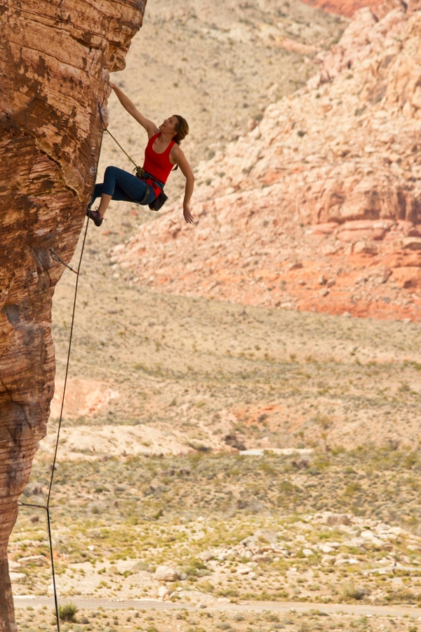 Cannibal Crag Red Rocks