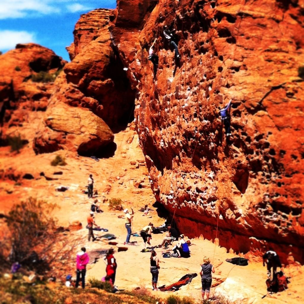 Chuckawalla Crag St George Utah
