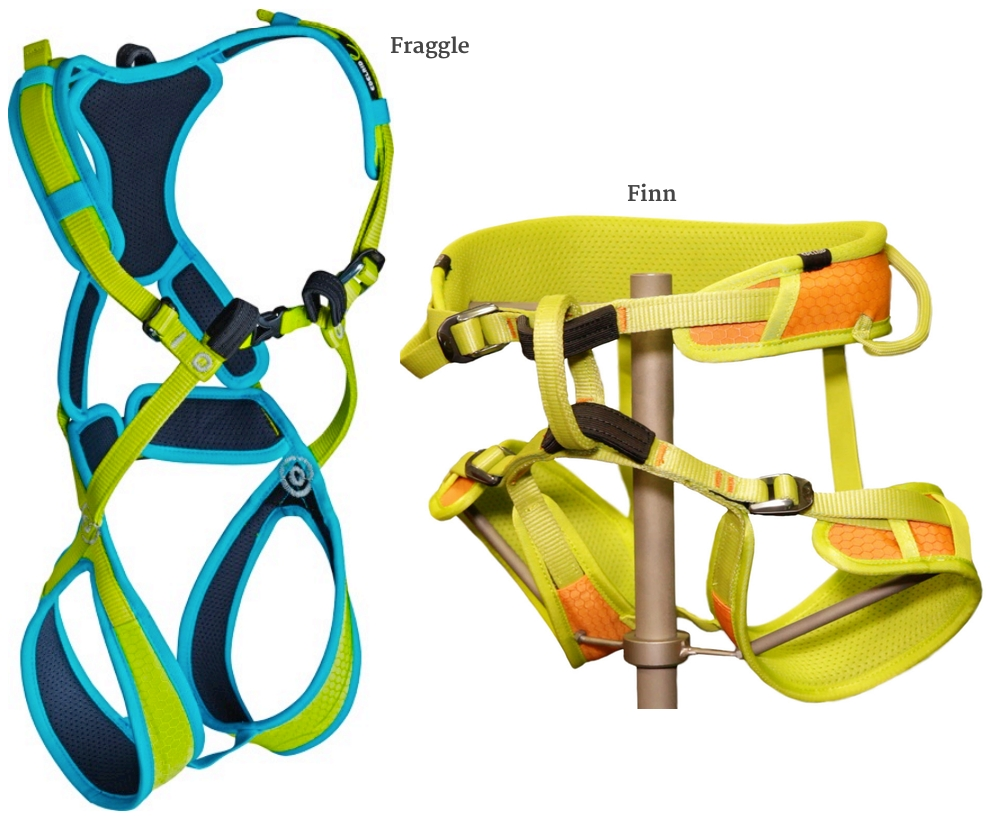 Edelrid Finn Fraggle Harness