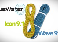 BlueWater's Skinny Ropes: Icon & Wave