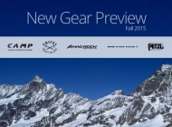 As seen at the 2015 Winter Outdoor Retailer trade show