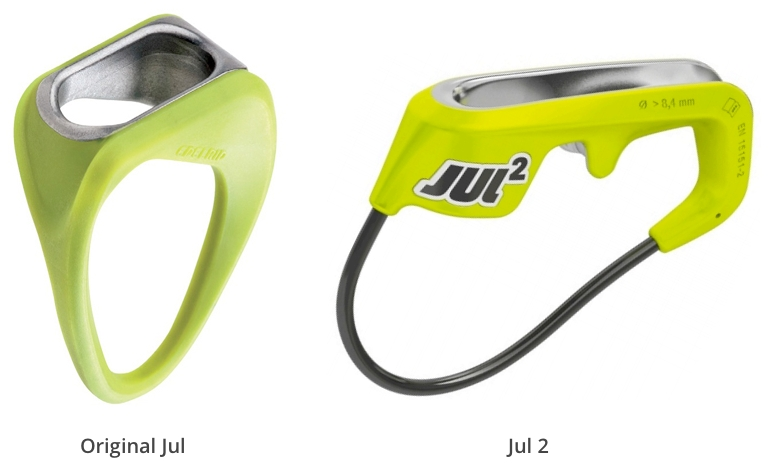 Edelrid Jul 1 and Jul 2