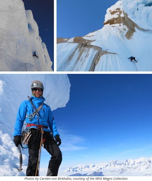 Whit Magro Cerro Torre photos
