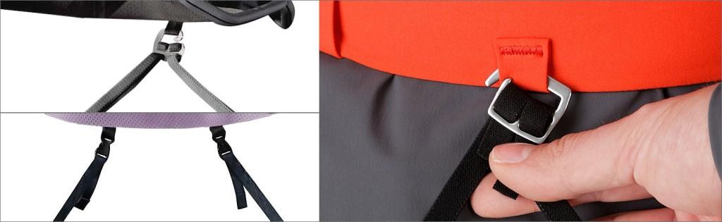 Arcteryx Drop Seat Loop Changes