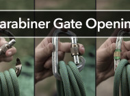 Carabiner Gate Openings Explained
