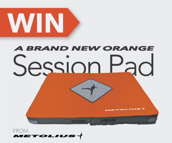 Metolius Session Pad Giveaway