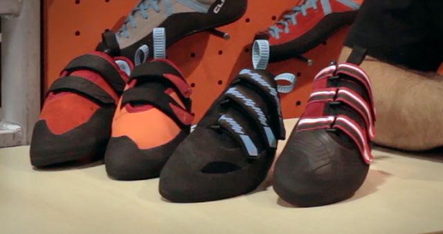 Climb-X-shoes
