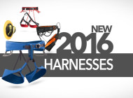 14 Rock Climbing Harnesses Coming in 2016