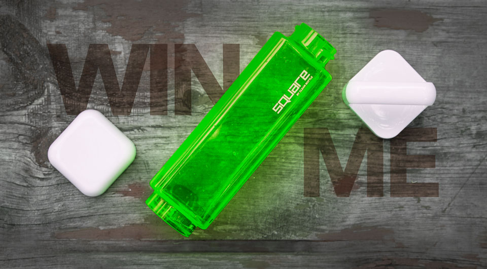 Win a free Square bottle from Clean Bottle and WeighMyRack