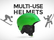 Climbing Helmets: For climbing only or skiing too?