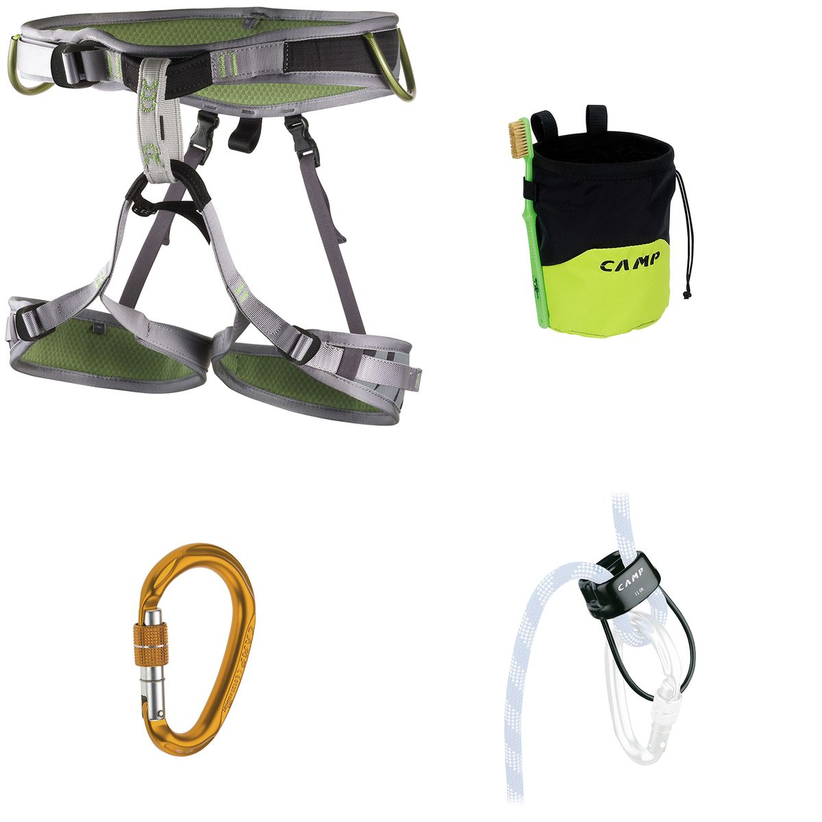 Harness Climbing Packages Examined | WeighMyRack Blog