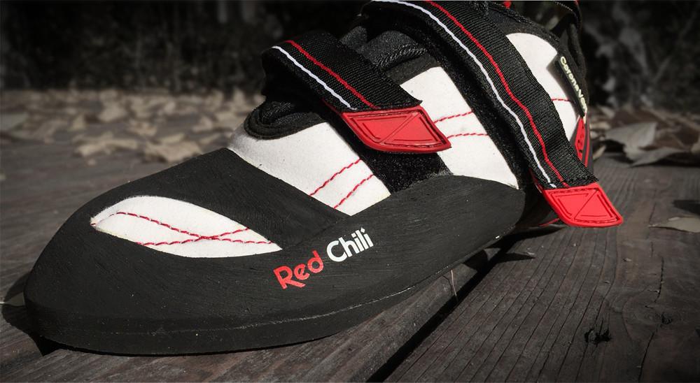Review Red Chili Corona VCR 2