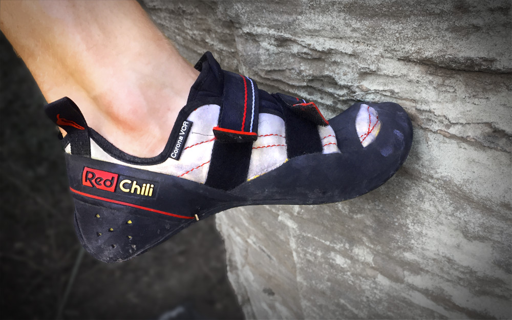 Review Red Chili Corona VCR 4