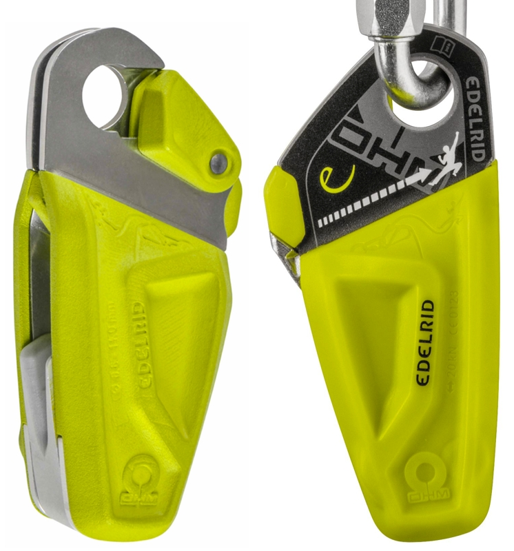 Edelrid Ohm - both sides