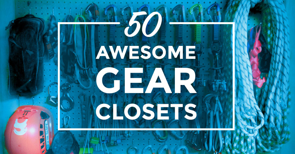 The @weighmyrack Instagram Feed Often Features Gear Rooms, Closets, And  Storage Systems. This Post Shows All The Options From Tiny Starter Racks To  Behemoth ...
