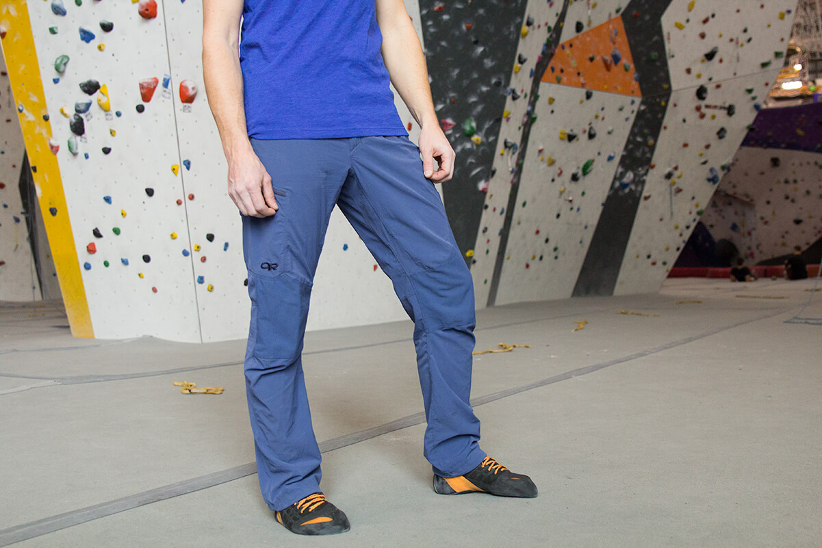 Outdoor research ferrosi pants review weighmyrack blog for Exterior research and design
