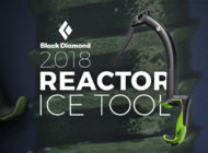Black Diamond Reactor Ice Tool – Coming Fall 2018
