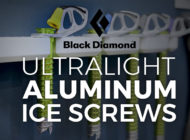 Black Diamond Ultralight Ice Screws