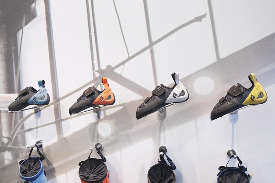 Black Diamond_Zone climbing shoe