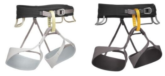 Black Diamond Solution harness