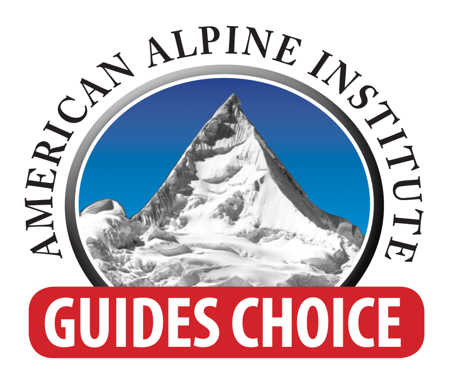 American Alpine Institute Guides Choice Logo