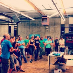 WeighMyRack Launch Party