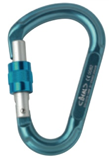 Beal Be Lock Locking Carabiner