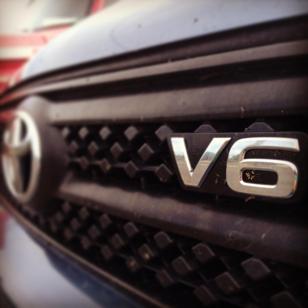 New Toyota RAV4 V6