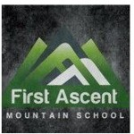 First Ascent Mountain School Logo