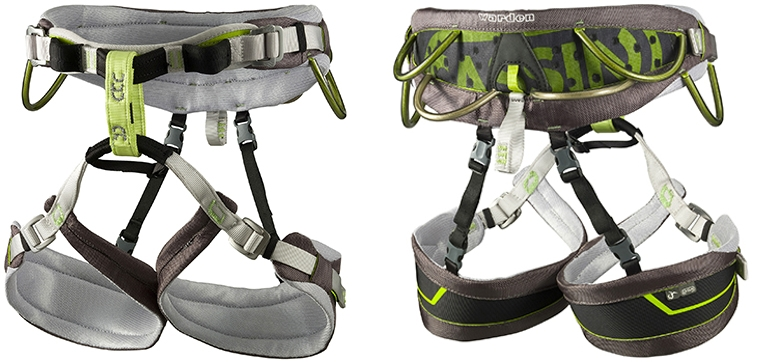 CAMP Cassin Warden Aid Climbing Harness