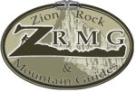 Zion Rock Mountain Guides Logo