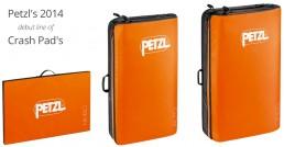 Petzls new 2014 crashpad line