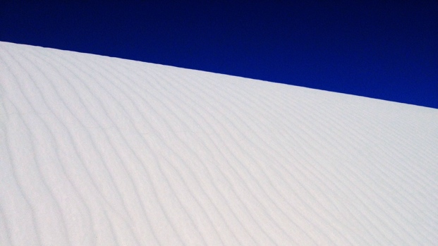 White Sand in White Sands National Park
