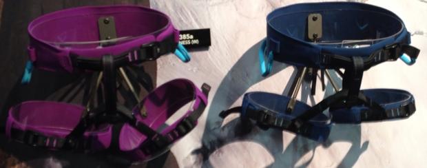 Arc'teryx All Around Harnesses