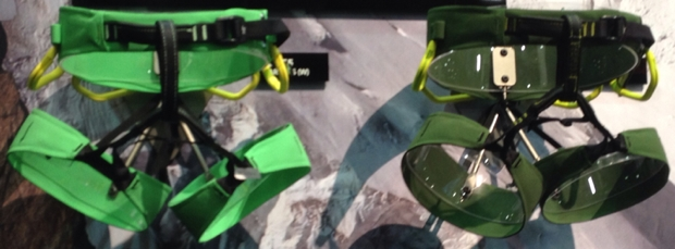 Arc'teryx Light and Fast Harnesses