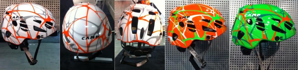 CAMP Speed Helmet Updates
