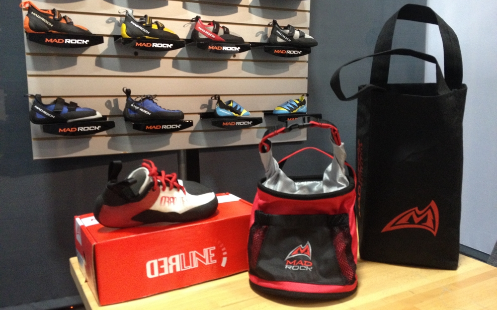 Mad Rock Redline Shoe Package Experience