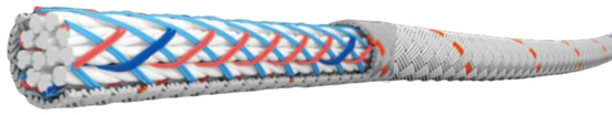 New England Ropes Teufelberger Platinum Static Line Rope