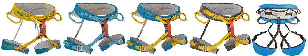 Singing Rock Harness Line