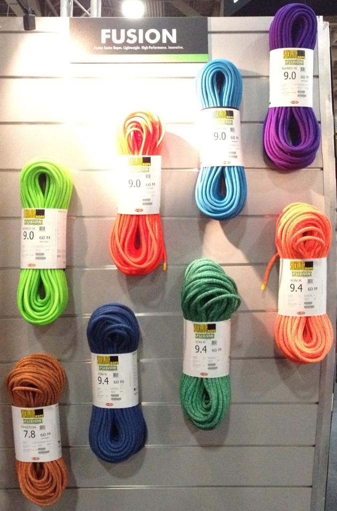 Sterling New Fusion Series Ropes
