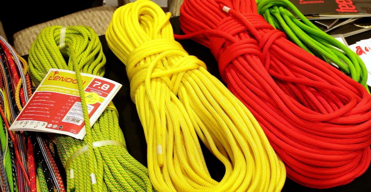 Tendon Lowe Hattrick Ropes
