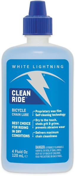 white lightening wax lube