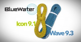 BlueWater Icon and Wave Skinny Ropes