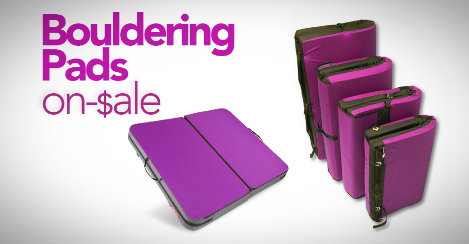 Every Bouldering Pad On Sale