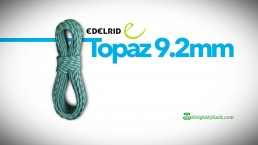 Edelrid-Topaz-9.2mm