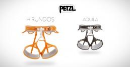 Petzl Hirundos Aquila Harnesses